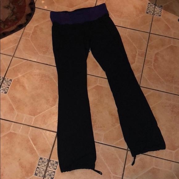 996c976102 lululemon athletica Pants   Lululemon Elastic String Bottom   Poshmark